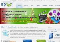 BDlot Video Converter pour mac