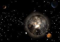 Dark Solar System