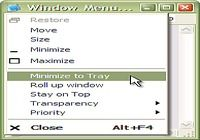 Actual Window Menu pour mac