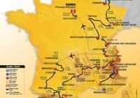 Carte du tour de France 2017 pour mac