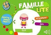 Les Incollables : spécial famille iOS