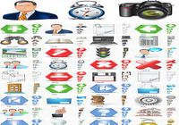 1370 professional icons - vista icons style