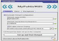 MyPublicWiFi pour mac