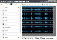 FileLab Audio Editor pour mac