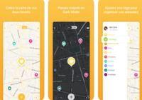 Mapstr iOS