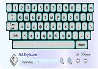 MA Keyboard: virtual keyboard
