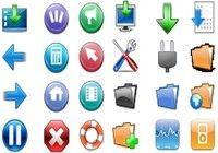 Pack Icones 3D pour mac