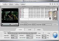 Alldj Zune PDA Video Converter pour mac