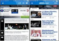 Eurosport iOS pour mac