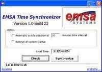Emsa Time Synchronizer