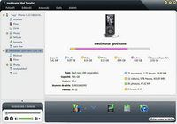 mediAvatar iPod Transfert pour mac