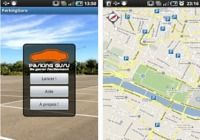 Parking Guru Android pour mac