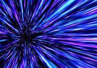 Animated Wallpaper: Hyperstars 3D
