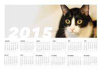 Calendrier 2015 imprimable pour mac