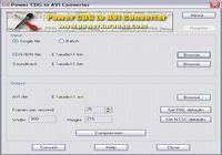 Power CDG to AVI Converter pour mac